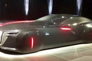 Самый экстравагантный китайский автомобиль