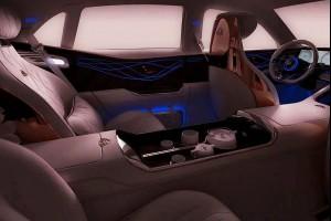 Новый концепт-кар от Mercedes-Maybach