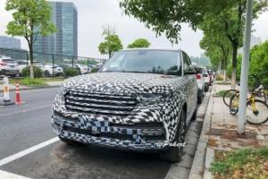 Китай начинает выпускать свой Range Rover
