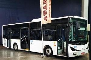 Новые модели городских автобусов от украинского автопрома