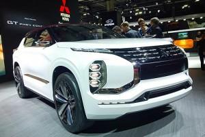 Автомобили Mitsubishi получили награды за лучший дизайн