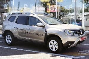 Презентация нового Renault Duster в Киеве