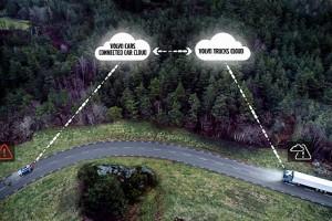 В автомобилях Volvo появится система обнаружения ДТП
