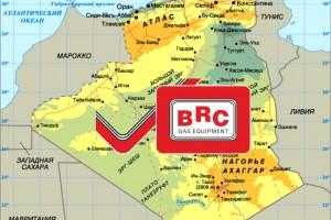 Алжир закупит 40 000  систем BRC