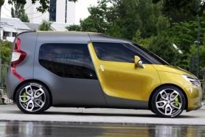 Новый Renault Kangoo