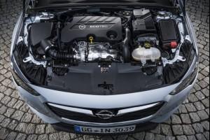 Новые моторы в автомобилях Opel