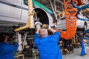 Украинское автопроизводство задействовано всего на 2%