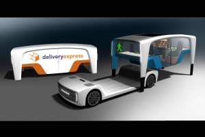 Автомобили-трансформеры вскоре заполонят улицы городов