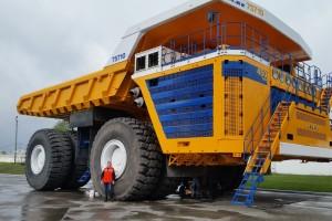 БелАЗ переводит самосвалы на газовое топливо