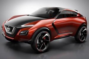 Революционный кроссовер Juke: компания Nissan готовит сюрприз