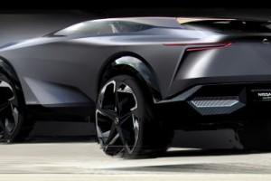 Nissan покажет, как будет выглядеть автомобиль будущего