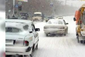 Безопасность зимой: полезные советы вождения