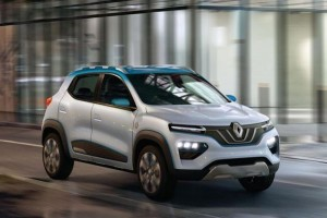 Renault Kwid - бюджетная авто-новинка 2019