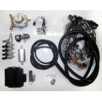 Пропановый 4 цил. к-кт BRC Sequent Plug&Drive до 110-150 л.с.
