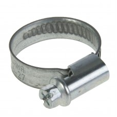 Хомут червячный d 6-11 мм (оцинк.) NORMA