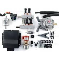 Пропановый 4 цил. к-кт BRC Sequent Plug&Drive