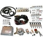 Пропановый 6 цил. к-кт BRC Sequent Plug&Drive до 200 л.с. V-образн.двигатель