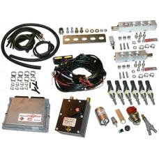 Пропановый 6 цил. к-кт BRC Sequent Plug&Drive от 200 л.с. V-образн.двигатель