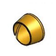 Кольцо разрезное стопорное для термопластиковой трубки Faro