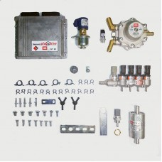 Пропановый 4 цил. к-кт BRC Sequent Plug&Drive до 160-220 л.с.