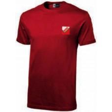Красная футболка BRC