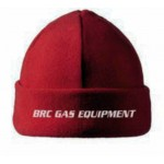 Шапка BRC красная