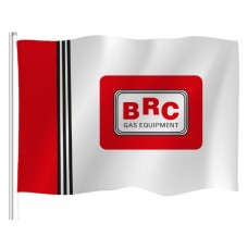 Флаг BRC (dim. 100X70)