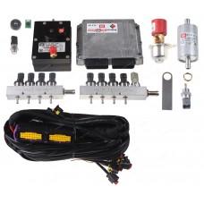 Пропановый 8 цил. к-кт BRC Sequent Plug&Drive от 275 л.с.