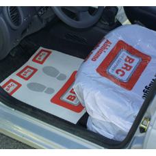 Защитные автомобильные коврики 30 BRC