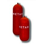 Метановый баллон 60 л. 820/356